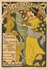 Beautiful Art Et Dcoration Cole Du Dessin Works Gustave Lorain Art Et  Dcoration With Arts Et Decoration
