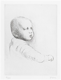 child study by henry moore