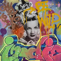 be wild by indie184