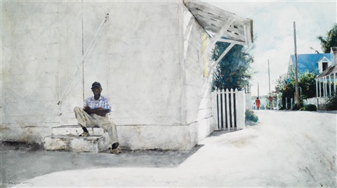 sunday on the corner by stephen scott young