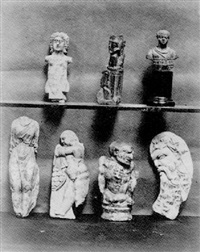 group of classical antiquities by w. a. mansell
