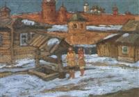pres du puits by victor smirnov