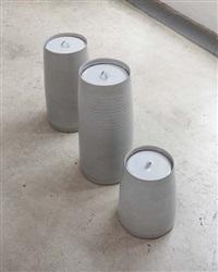 lidded jar (3 works) by rupert spira