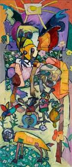 enlevement de l'artiste by ahmet onay akbas