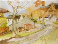 loch goilhead by violet mcneish kay