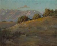 quiet afternoon glow by john bond francisco