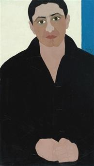 portrait of aboli by leyly matine-daftary