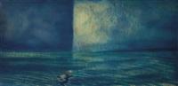 horizons ii/swimmer by sebastian spreng