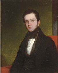 portrait of william weir by robert walter weir