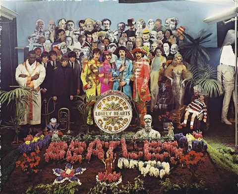 sgt peppers lonely hearts club band by michael cooper