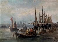 retour de pêche by p. ling