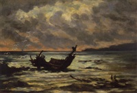 after the storm by ioannis (jean h.) altamura