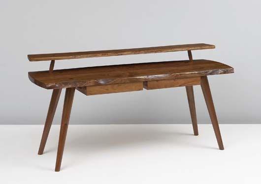 Fine Desk By Carlos Motta
