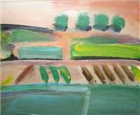 provencal garden by regine bartsche