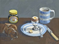 the perfect breakfast by julie fleming-williams