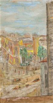 torino - piazza castello by mino rosso