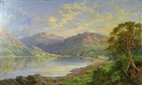 loch scene by mcneil macleay