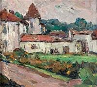 la maison fortifiée by bessie ellen davidson
