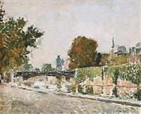 le pont neuf by arthur fillon