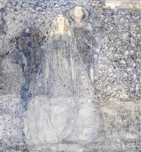 the silver apples of the moon by margaret macdonald mackintosh
