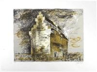willington dovecote, bedfordshire by john piper