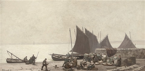 sorting the catch by alexander young
