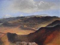 paisaje by luis nishisawa