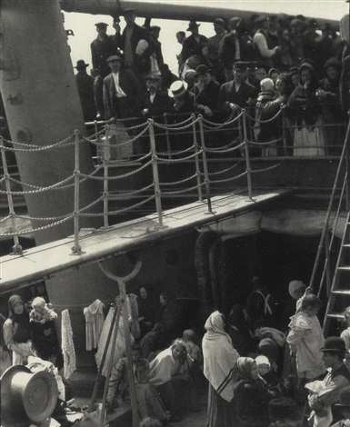 the steerage from camera work 36 by alfred stieglitz