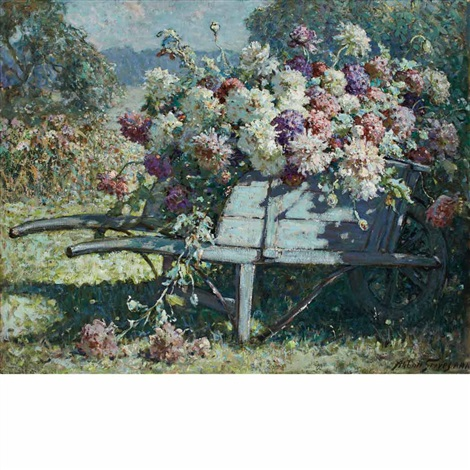 summer flowers by abbott fuller graves