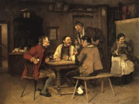 the game of cards by heinrich a. weber