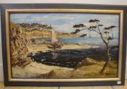 plage à sainte-maxime by pierre arnaud