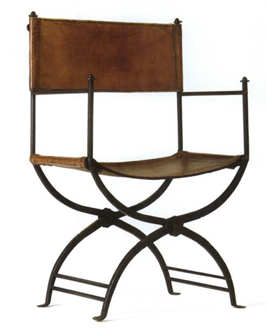 armchair by morgan colt