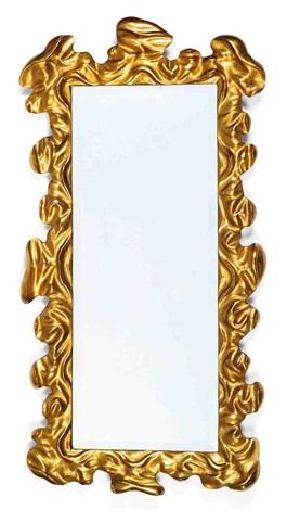 mirror by antoni gaudí