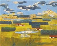 landscape (krajina) by pravoslav kotik