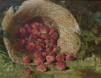 strawberries by adam emory albright