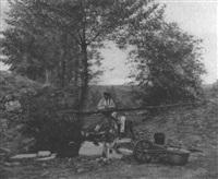 la lavandière by abel boulineau