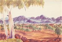 landscape by benjamin landara