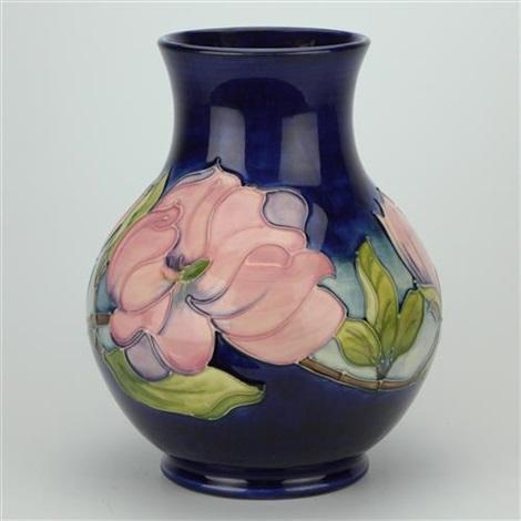Magnolia Vase By Moorcroft On Artnet