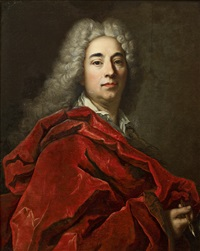 portrait de nicolas de largilliere by french school (18)