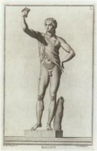 statuae antiquae edoruvum et vivorum illustrium by giovanni domenico campiglia