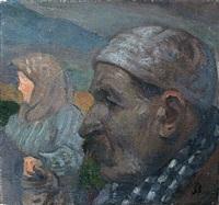 les paysans by jules adler
