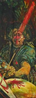 rembrandt's trick mit dem roten licht by fritz aigner