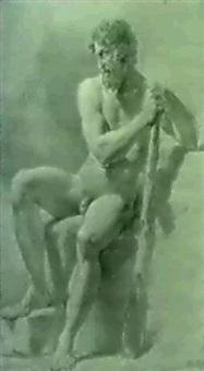 ercole by domenico (mengazzino) santi
