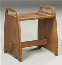hocker (causeuse) by sigmund jaray