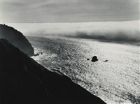 fog bank, san mateo county, california (from song without words) by minor white