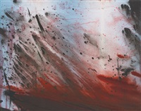 untitled (red wave) by barnaby furnas
