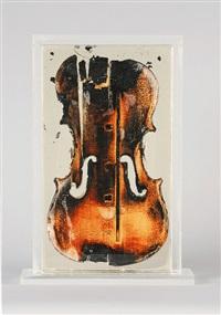 the last violin by arman