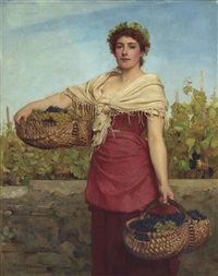 the vine by philip hermogenes calderon