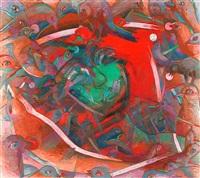 gorgeo rojo by jorge ponce