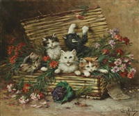 special delivery by léon charles huber